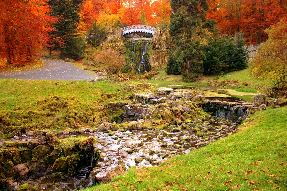 Fairy Tale Road Kassel Park