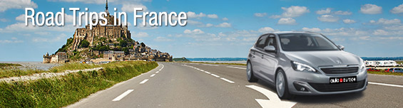 France Road Trip Planner
