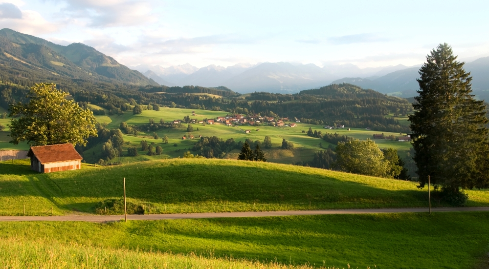 Road trip Biergarten Bavière
