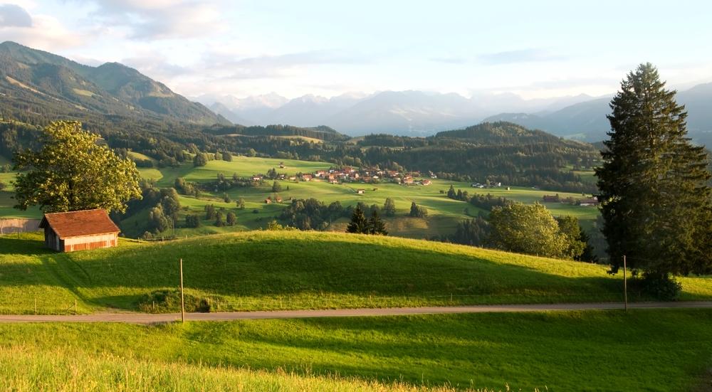 Road trip Biergarten Baviera