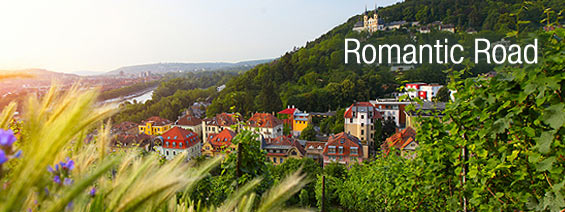 Germany Road Trip - Romantic Road