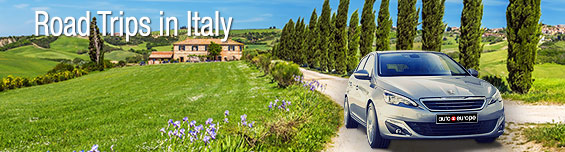 Italy Road Trip Planner