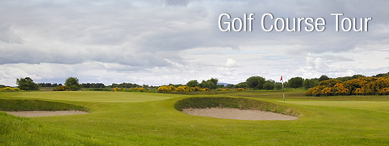 UK Golf Course Tour - Aberdeen to Newcastle