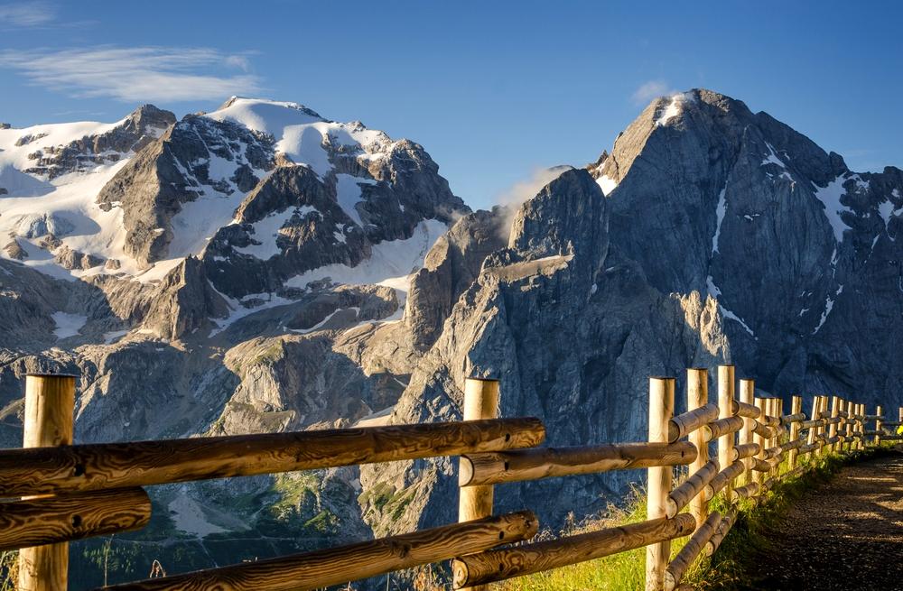 Road trip à Trente - Vue d'ensemble sur les Dolomites
