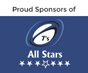 Proud Sponsors of All Stars Rugby 7's. - Auto Europe