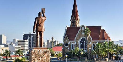 Car Hire Windhoek