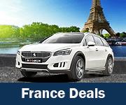 France Deals - Auto Europe