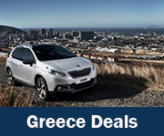 Greece Deals - Auto Europe