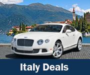 Italy Deals - Auto Europe