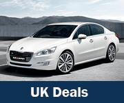 UK Deals - Auto Europe