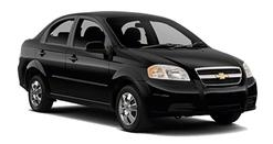 Chevy Aveo 4dr