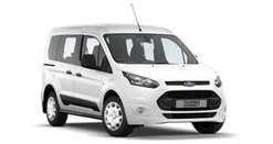 Ford Tourneo Connect 5+2 pax