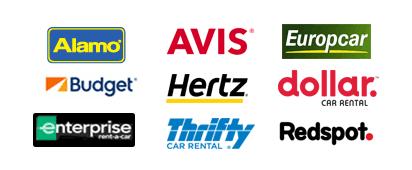 Auto Europe Car Rental Companies: Hertz, Alamo, Avis, Dollar, Budget, Enterprise, Europcar, Thrifty, Redspot