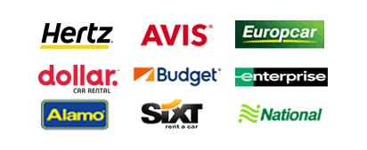 Auto Europe Car Rental Companies: Hertz, Avis, Dollar, Budget, Enterprise, National, Europcar, Buchbinder, Peugeot